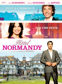 HOTEL NORMANDY, Saturday, April 5 - 4:00pm