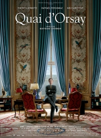 QUAI D'ORSAY, Saturday, April 5 - 6:15pm
